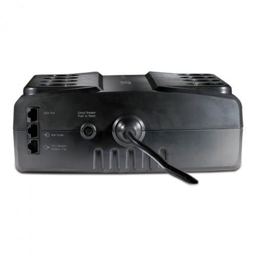 ИБП APC Power-Saving Back-UPS ES 8 Outlet 550VA - описания, отзывы, подробная характеристика