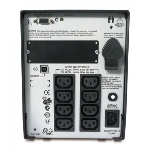 ИБП APC Smart-UPS 1500 - описания, отзывы, подробная характеристика