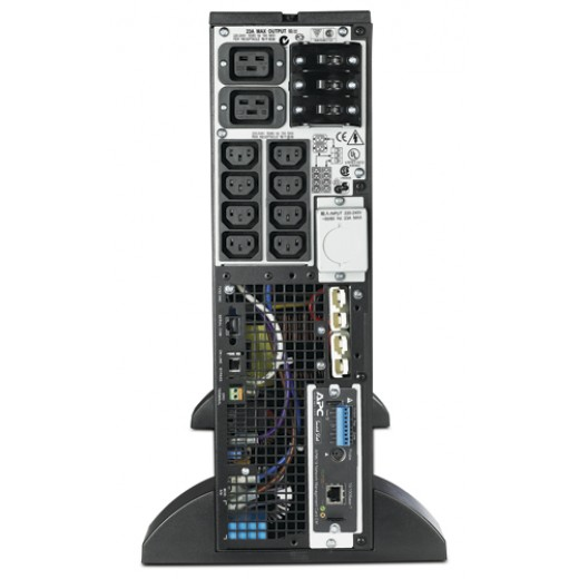 ИБП APC Smart-UPS RT 5000VA - описания, отзывы, подробная характеристика