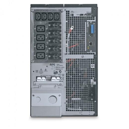 ИБП APC Smart-UPS RT, 8000VA/6400W - описания, отзывы, подробная характеристика