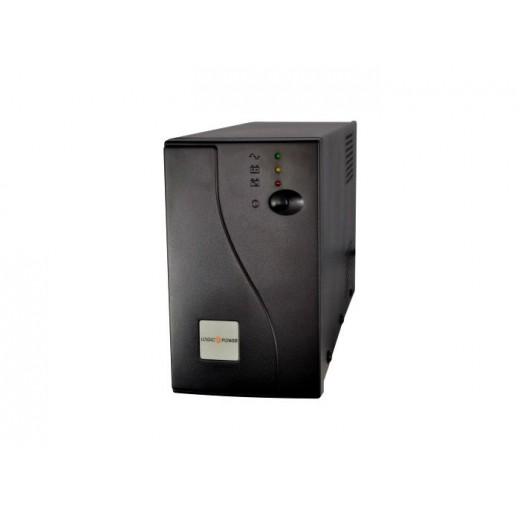 ИБП LogicPower 850VA AVR - описания, отзывы, подробная характеристика
