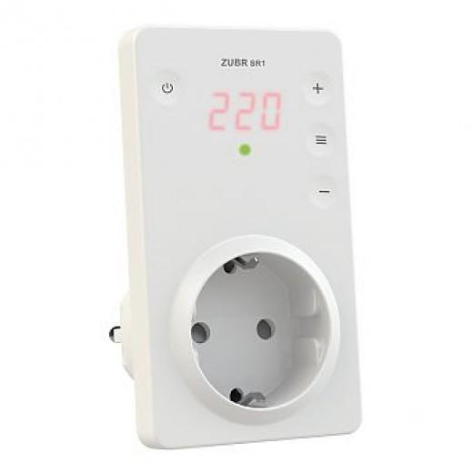 ZUBR SR1 red - реле напряжения, сенсорные кнопки - описания, отзывы