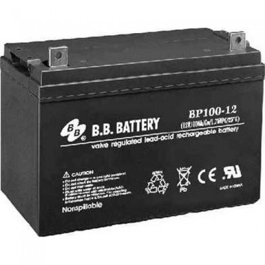 BB Battery BP100-12 - описания, отзывы, подробная характеристика