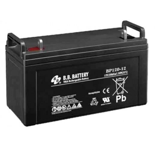BB Battery BP120-12/B4 - описания, отзывы, подробная характеристика