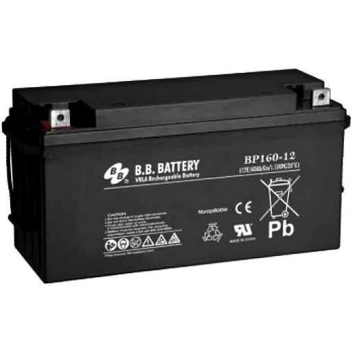 BB Battery BP160-12/B9 - описания, отзывы, подробная характеристика