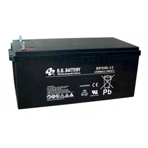 BB Battery BP200-12/B10 - описания, отзывы, подробная характеристика