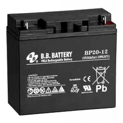 BB Battery BP20-12/B1 - описания, отзывы, подробная характеристика