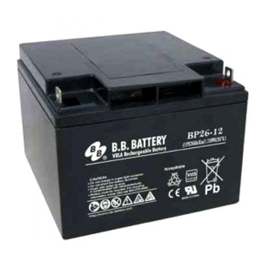 BB Battery BP26-12/B1 - описания, отзывы, подробная характеристика