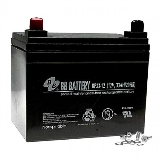 BB Battery BP33-12S/B2 - описания, отзывы, подробная характеристика