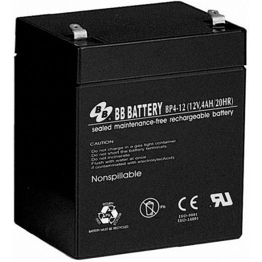 BB Battery BP4-12/T1 - описания, отзывы, подробная характеристика