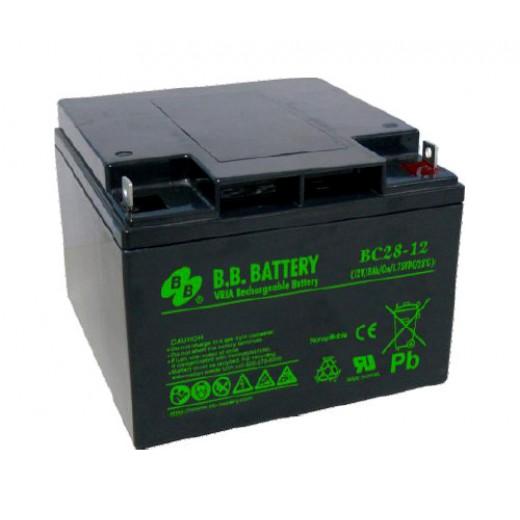 BB Battery BС 28-12 FR - описания, отзывы, подробная характеристика