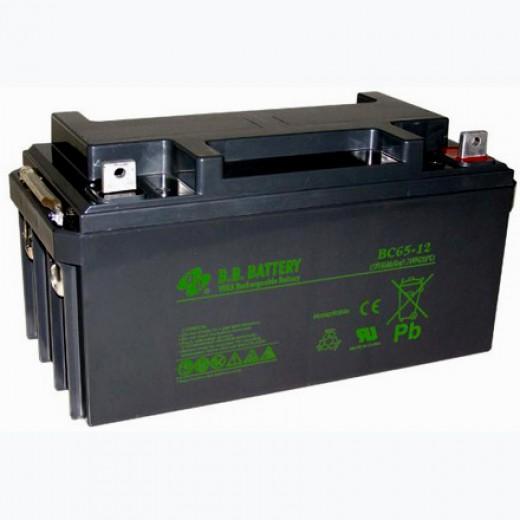 BB Battery BС 65-12 FR - описания, отзывы, подробная характеристика