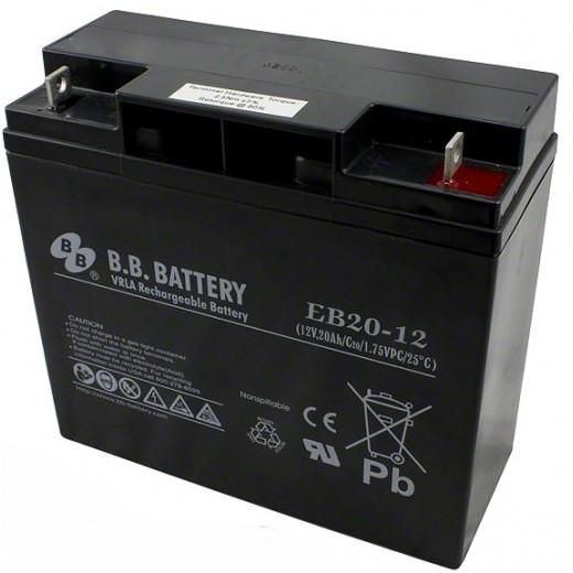 BB Battery EB20-12 - описания, отзывы, подробная характеристика