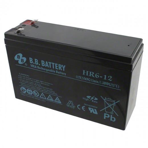 BB Battery HR6-12/T1 - описания, отзывы, подробная характеристика