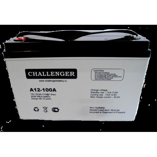 Challenger A12-100А - описания, отзывы, подробная характеристика