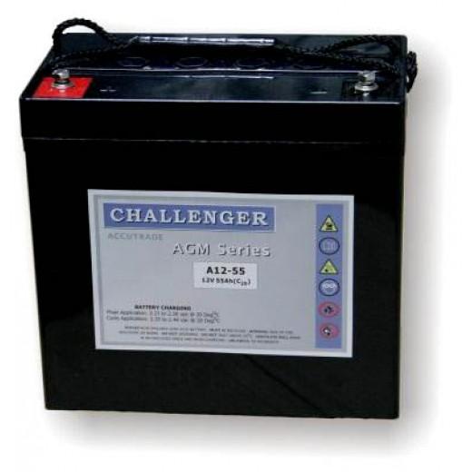 Challenger A12-55 - описания, отзывы, подробная характеристика