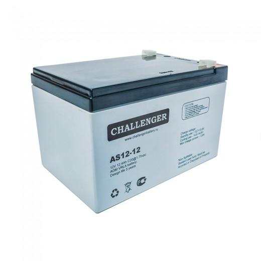 Challenger AS12-12 - описания, отзывы, подробная характеристика
