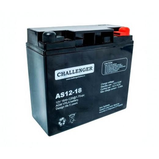 Challenger AS12-18 - описания, отзывы, подробная характеристика