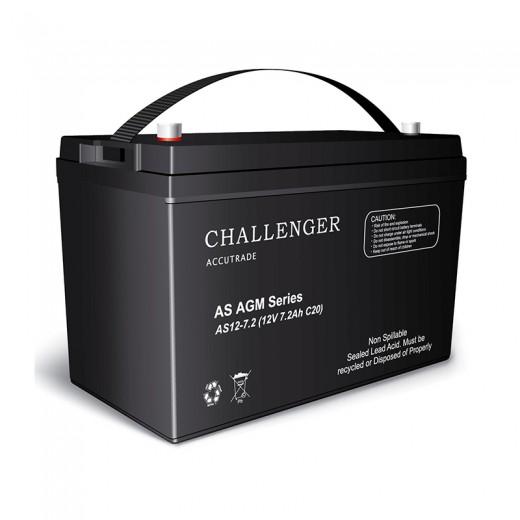 Challenger AS12-7.2 - описания, отзывы, подробная характеристика