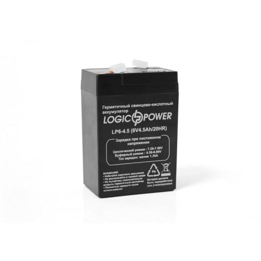 LogicPower LPM6-4.5 - описания, отзывы, подробная характеристика