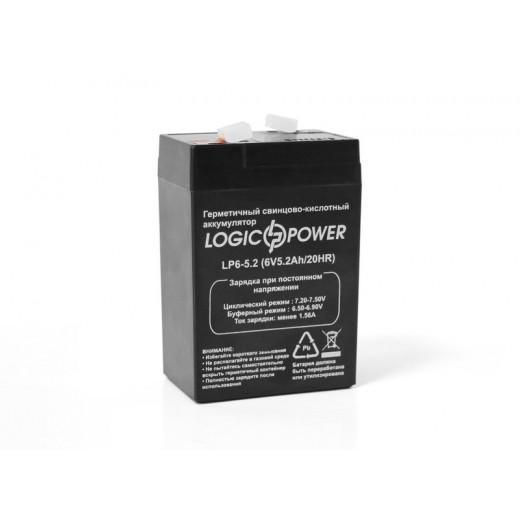 LogicPower LPM6-5.2 AH - описания, отзывы, подробная характеристика