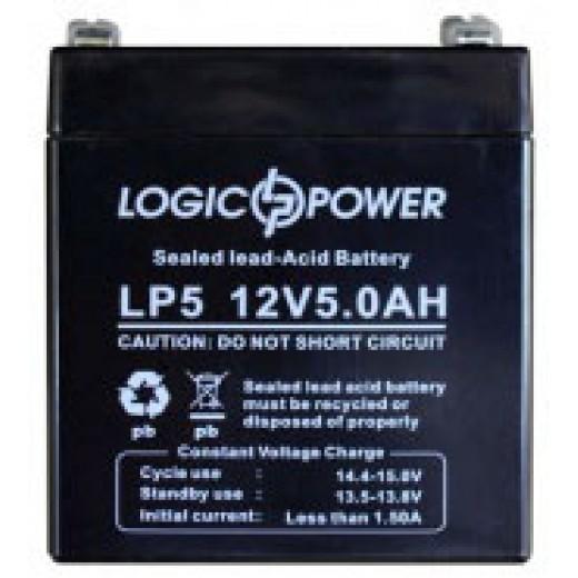 LogicPower 12V 5.0Ah - описания, отзывы, подробная характеристика