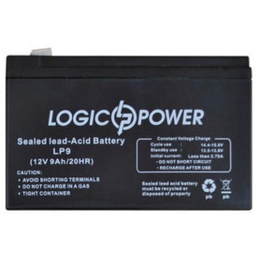 LogicPower 12V 9.0Ah - описания, отзывы, подробная характеристика