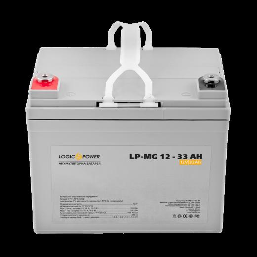 LogicPower LP-MG 12V 33AH - описания, отзывы, подробная характеристика