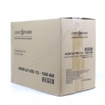LogicPower AGM LP-MG 12V 100AH - описания, отзывы, подробная характеристика