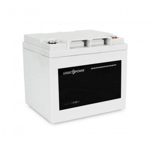 LogicPower LPM-MG 12V 40AH - описания, отзывы, подробная характеристика