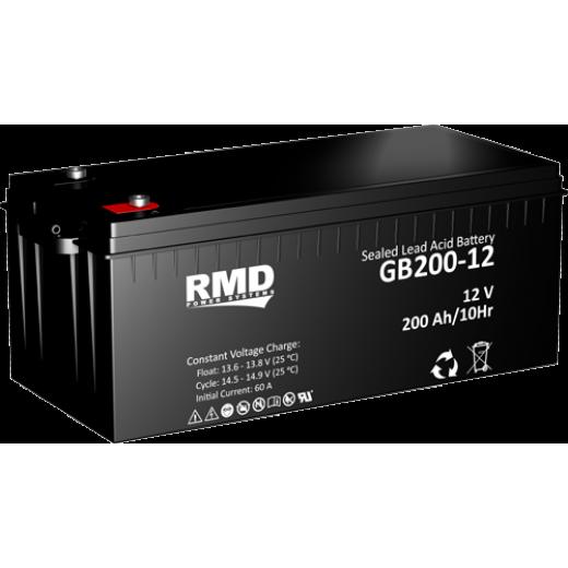 RMD GB 200-12 - описания, отзывы, подробная характеристика