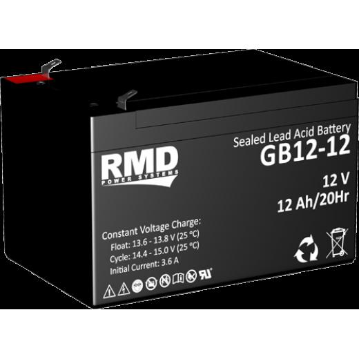 RMD GB 12-12 - описания, отзывы, подробная характеристика
