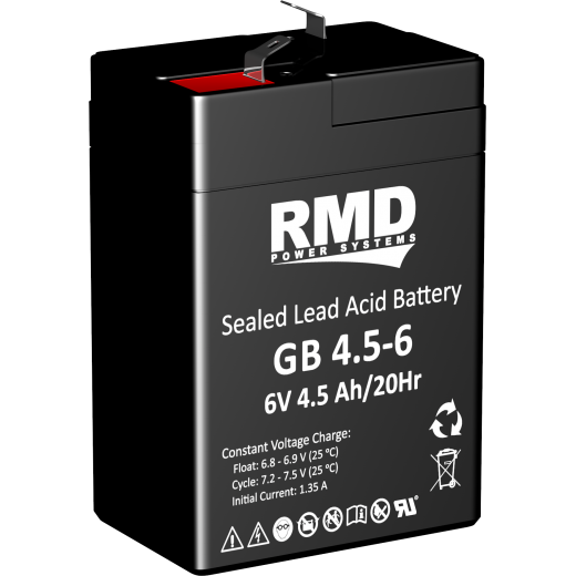 RMD GB 4,5-6 - описания, отзывы, подробная характеристика