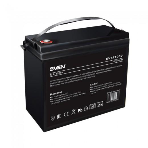 SVEN SV 121000 - описания, отзывы, подробная характеристика
