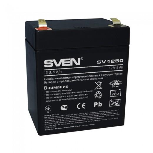 SVEN SV 1250 - описания, отзывы, подробная характеристика
