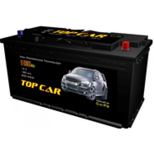 TOP CAR 6СТ-100Ah R+ 850A (EN) - описания, отзывы, подробная характеристика