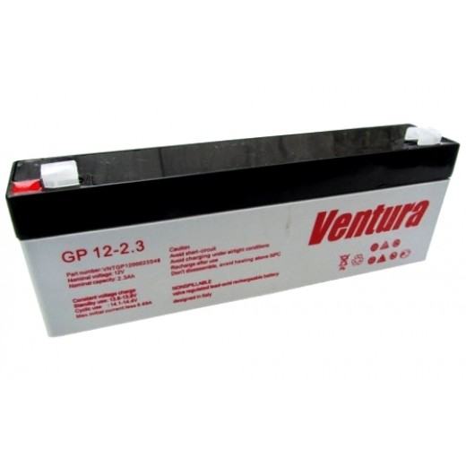 Ventura GP 12-2,3 - описания, отзывы, подробная характеристика