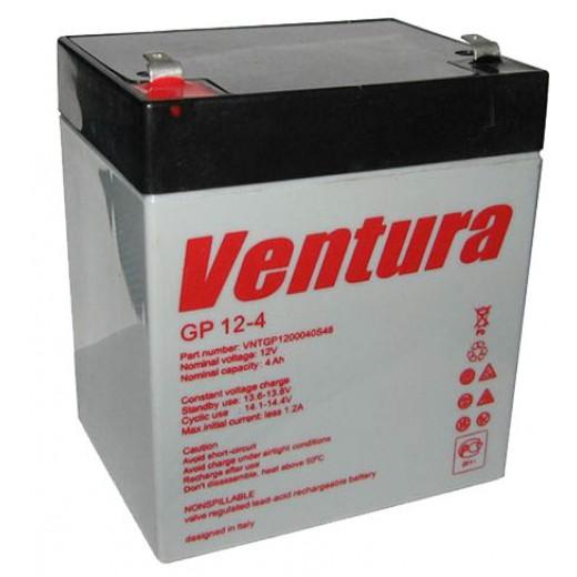 Ventura GP 12-4 - описания, отзывы, подробная характеристика