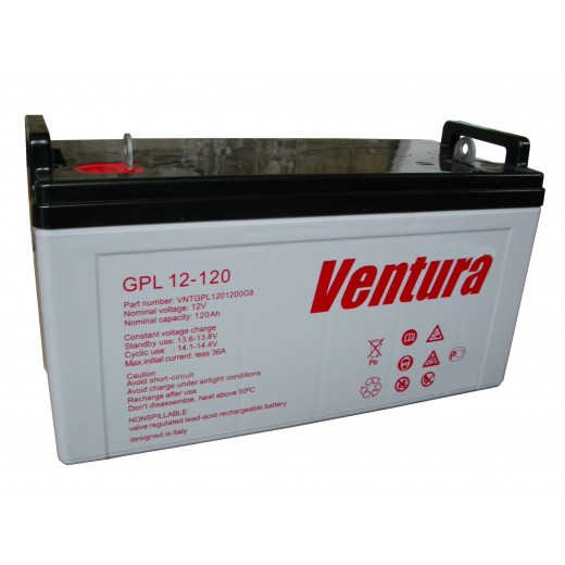 Ventura GPL 12-120 - описания, отзывы, подробная характеристика