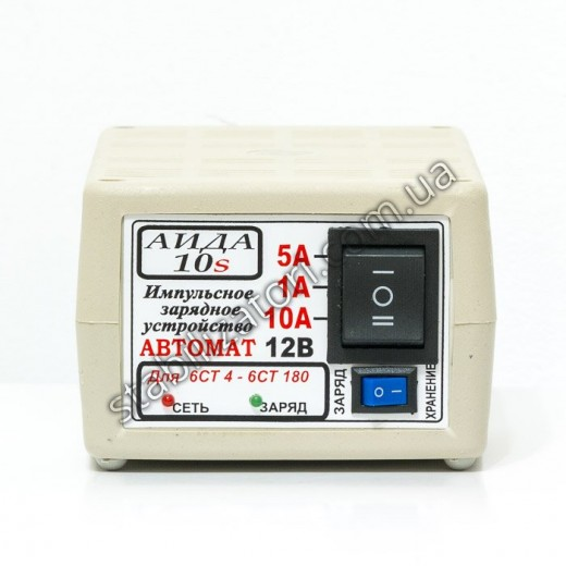 АИДА-10s - описания, отзывы, подробная характеристика