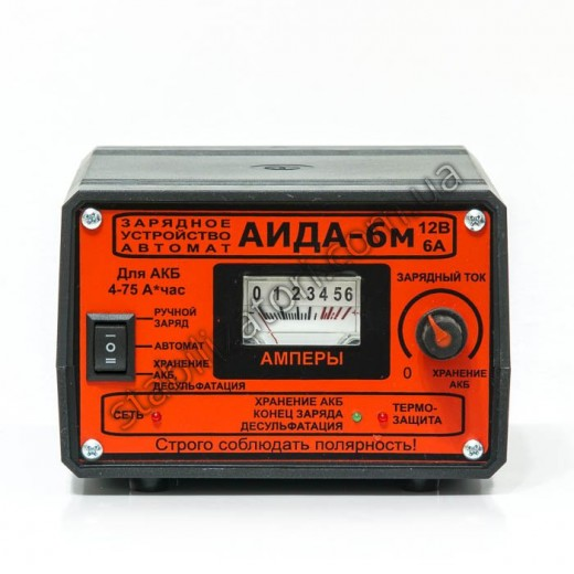 АИДА-6м - описания, отзывы, подробная характеристика