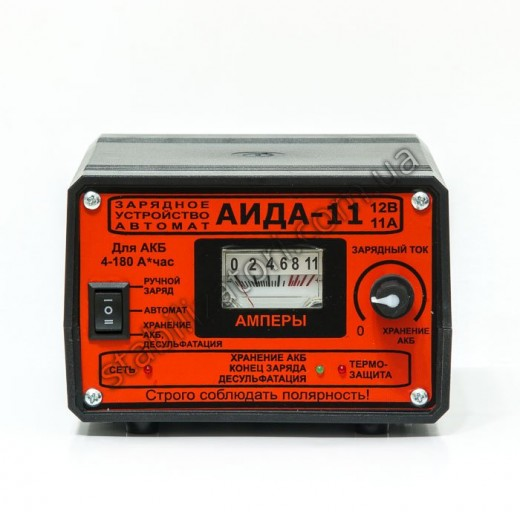 АИДА-11 - описи, відгуки, докладна характеристика