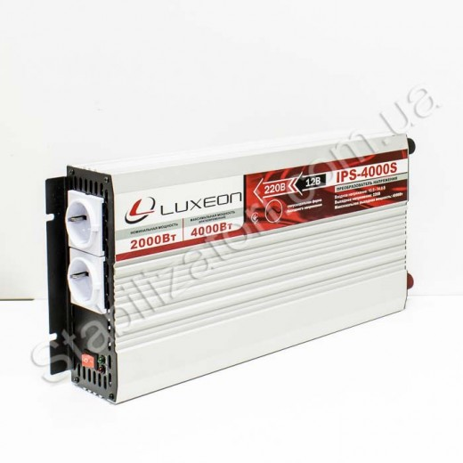 Luxeon IPS-4000S - описания, отзывы, подробная характеристика