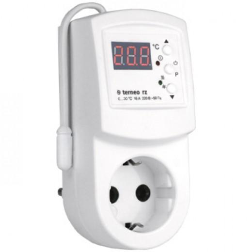 Terneo rz - терморегулятор - описания, отзывы, подробная характеристика