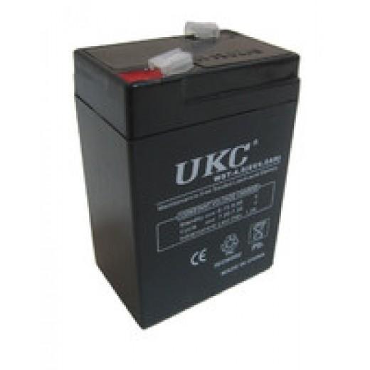 6V 4.5Ah UKC - описания, отзывы, подробная характеристика