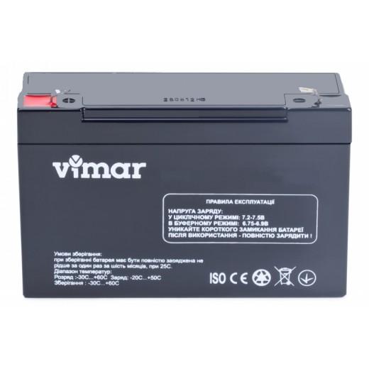 VIMAR B9-6 (9 Ач) - описания, отзывы, подробная характеристика