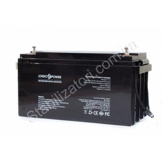 LogicPower LPM 12V - 65 AH - описания, отзывы, подробная характеристика