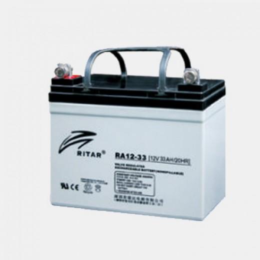 RITAR RA12-33, 12V 33.0Ah - описания, отзывы, подробная характеристика