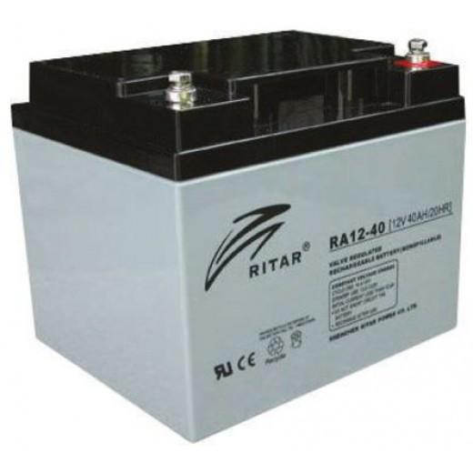 RITAR RA12-40, 12V 40.0Ah - описания, отзывы, подробная характеристика
