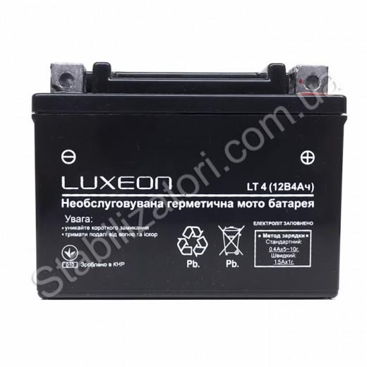 LUXEON LT-4-12V-4 AH - описания, отзывы, подробная характеристика